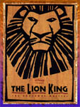 The Lion King musical logo