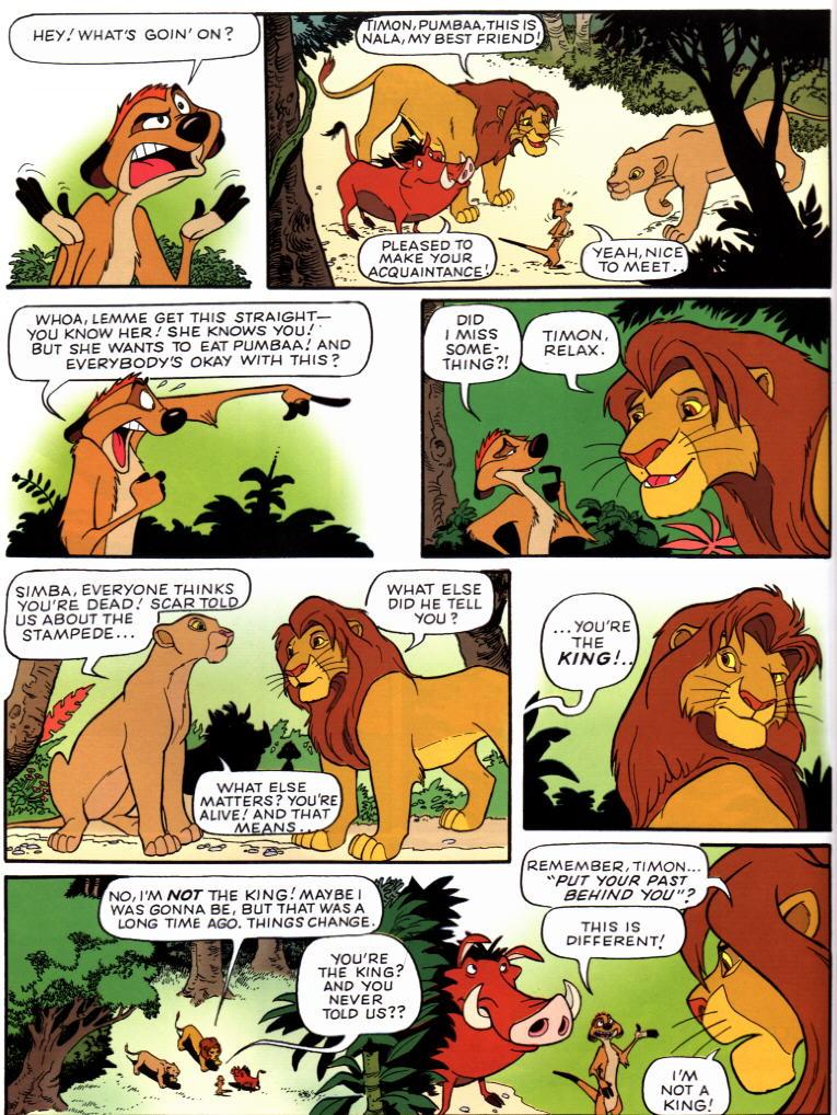Rule 34 comic studioalbum the lion king t amp p the x piles t amp p