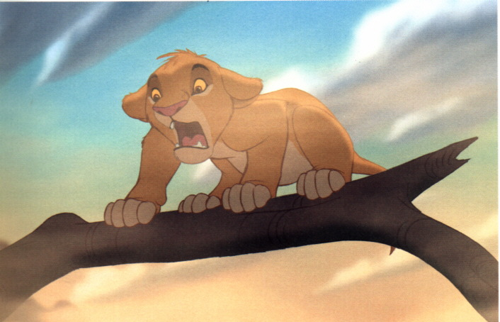 The Art Of The Lion King Act 1